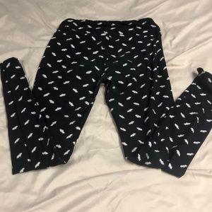 LuLaRoe Pants - Halloween lularoe one size